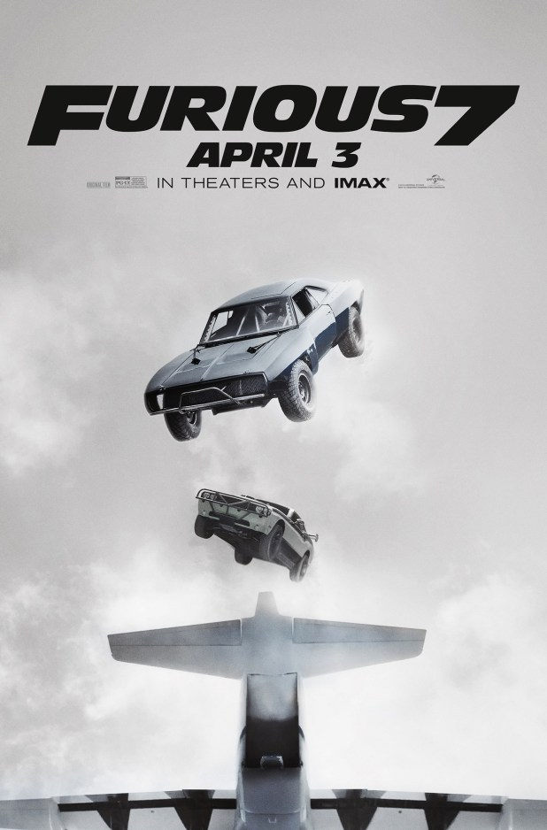poster fast and furious 7
