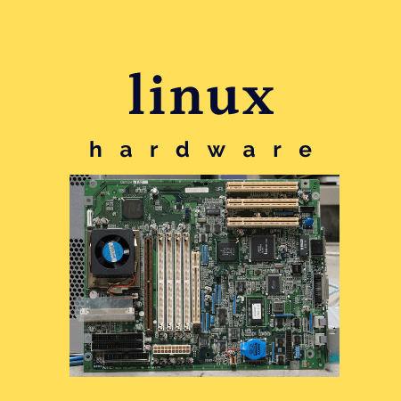 linux how to get hardware details