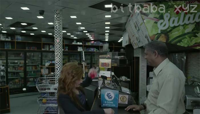 bitbaba mr. robot dukkan bitcoin ecoin