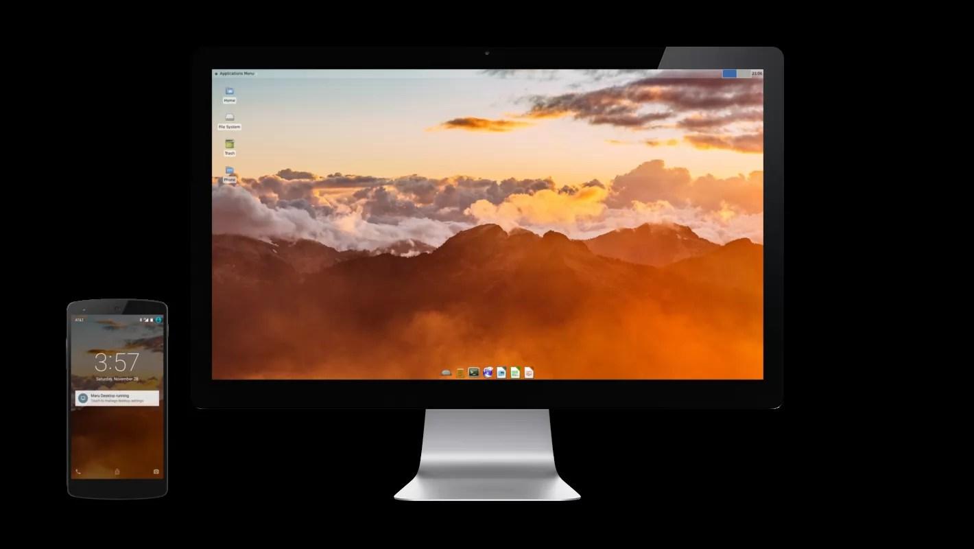 Fall Wallpaper Pc Maru Macht Aus Android Ger 228 T Ein Desktop System