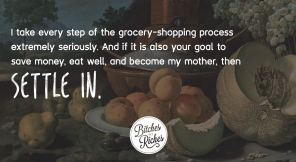 How to Shop for Groceries like a Boss