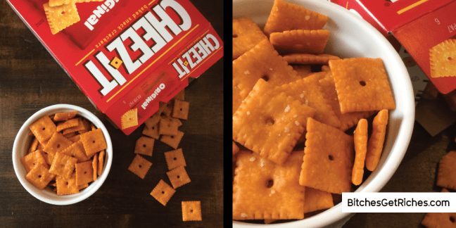 Cheez-Its Baked Snack Crackers