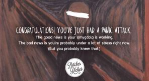 Everything Is Stressful and I'm Dying: How to Survive a Panic Attack