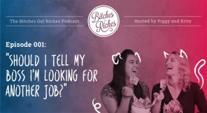"Episode 001: ""Should I Tell My Boss I'm Looking for Another Job?"""