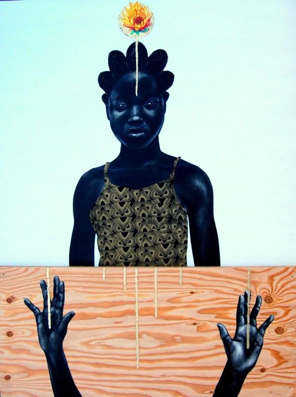 """San Francisco Art Exhibit """" Black Woman God"""" Turns"""
