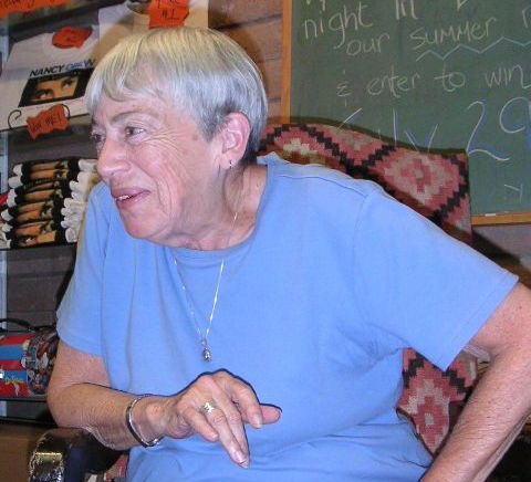 Ursula K. Le Guin's Perfect Response to an All-Male Sci-Fi Anthology   Bitch Media