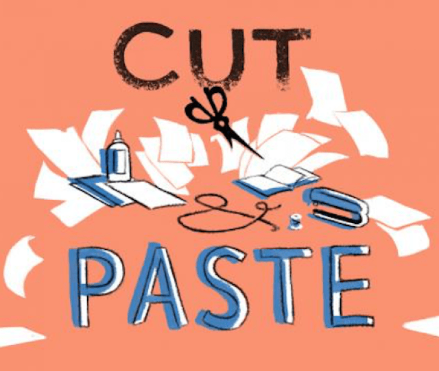 Cut Paste Zines About Mental Health And Self Care