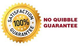 no quibble guarantee