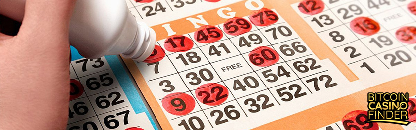 Bitcoin Bingo - Bitcoin Casino Finder
