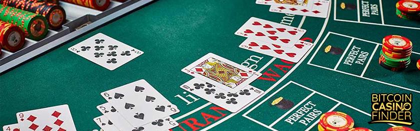 Bitcoin Blackjack - Bitcoin Casino Finder
