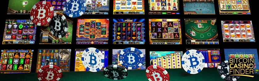 Bitcoin Casino Games - Bitcoin Casino Finder