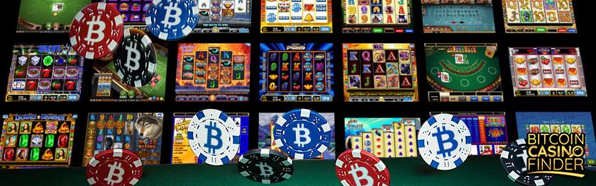 Games - Bitcoin Casino Finder