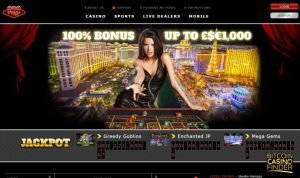 123 Vegas Win screenshot - Bitcoin Casino Finder