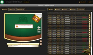 Crypto-Games.net screenshot - Bitcoin Casino Finder