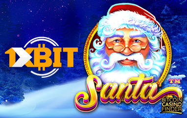 Play The 1xBit Santa Slot And Bring Home The 1,500 EUR Jackpot