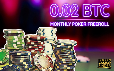 Get Ready For The Bitcoin Casino Finder Poker Freeroll Tournament