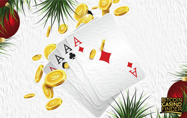 4 Bitcoin Casino Card Games You Can Play This Christmas