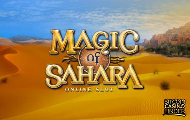 Microgaming, All41 Studios Launch Magic of Sahara Video Slot
