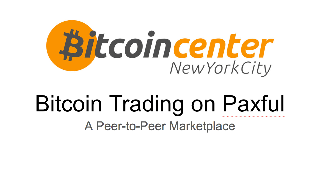 How to trade bitcoin to naira on paxful