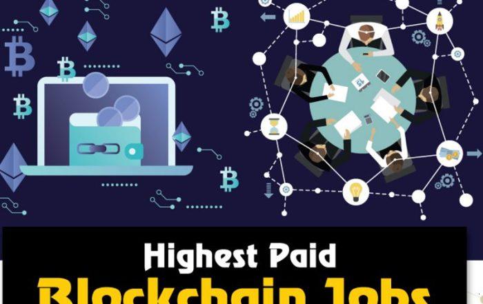 Highest paid blockchain jobs