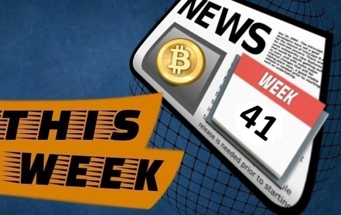 Crypto news week 41
