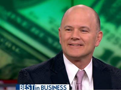 Il direttore e co-CIO di Fortress Investment Group LLC, Michael Novogratz