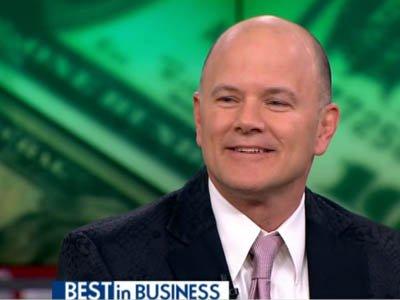 Il direttore e co-CIO di Fortress Investment Group LLC, Michael Novogratz