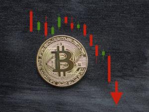 Bitcoin giù