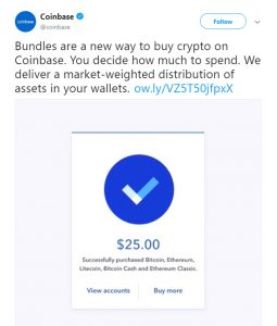 The Daily: Coinbase Launches Bundles, Coinswitch Supports Trading Without Account