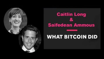 Caitlin Long and Saifedean Ammous Debate the Future of Cryptocurrency 6