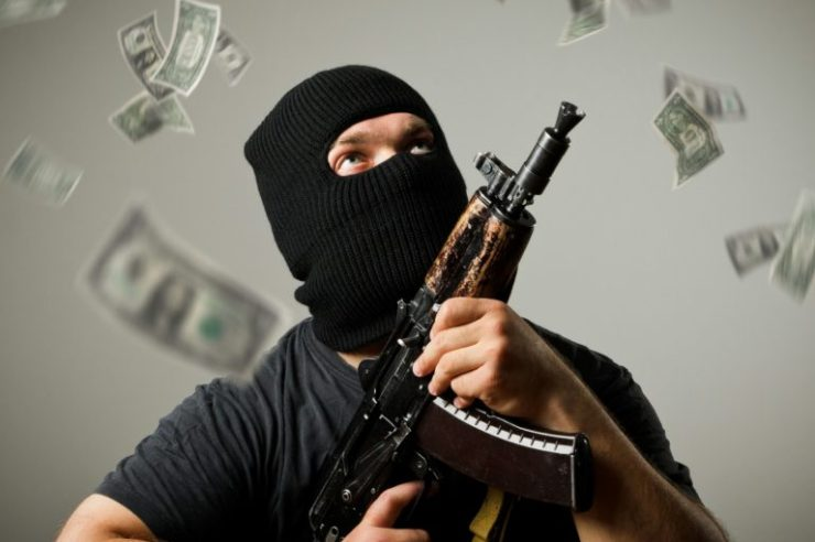 Banks, Money Mules and Front Companies Aid Terrorists in Conflict Zones Launder Money 1