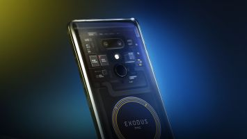 HTC launches its blockchain Smartphone you can buy for 0.15BTC 2