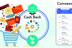 PR: Coinseed Announces Crypto Cash Back Program 14