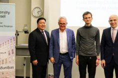 Ethereum Founder Vitalik Buterin Receives Honorary Doctorate 12