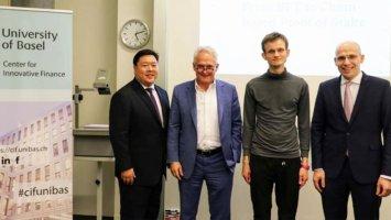 Ethereum Founder Vitalik Buterin Receives Honorary Doctorate 2