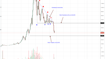 """Bitcoin Price Analysis: BTC is a """"Melting Ice Cube"""" Says CEO 2"""
