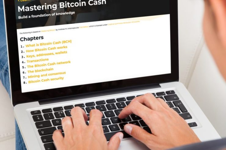 Learn About the BCH Network With Bitcoin.com's 'Mastering Bitcoin Cash' 1