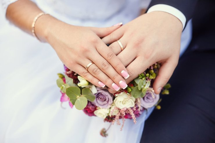 The first marriage contract on the Blockchain! 1