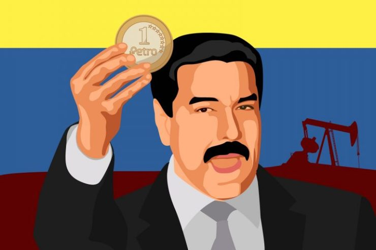 Maduro's Promotion of the Petro Yet to Yield Results 1