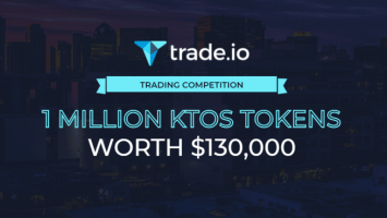 PR: trade.io Turns up the Heat With Massive Airdrop – Attractive Trading Competition 2