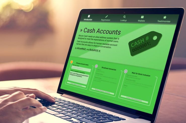 The Cashaccount.info Platform Tethers Names to Bitcoin Cash Addresses 1