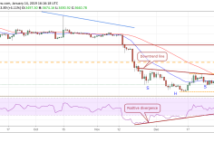Bitcoin, Ripple, Ethereum, Bitcoin Cash, EOS, Stellar, Litecoin, Tron, Bitcoin SV, Cardano: Price Analysis, Jan. 14 9