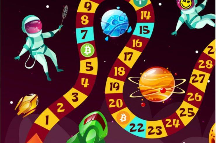 Five Bitcoin Board Games 1