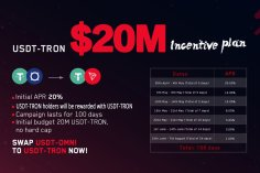 Free Money! How Justin Sun buys new users for TRON 1