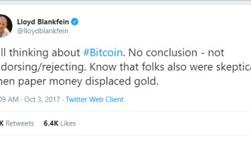 Is Goldman Sachs Really Building Crypto Trading Desk? CEO Response 2