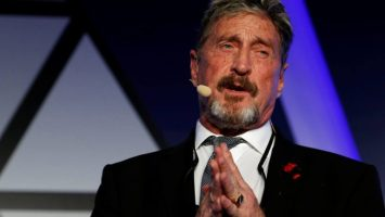 McAfee to Launch Decentralized Token Exchange With No Restrictions 3
