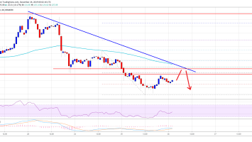 Can Ethereum Sellers Keep The Decrease Going Below $125? 1