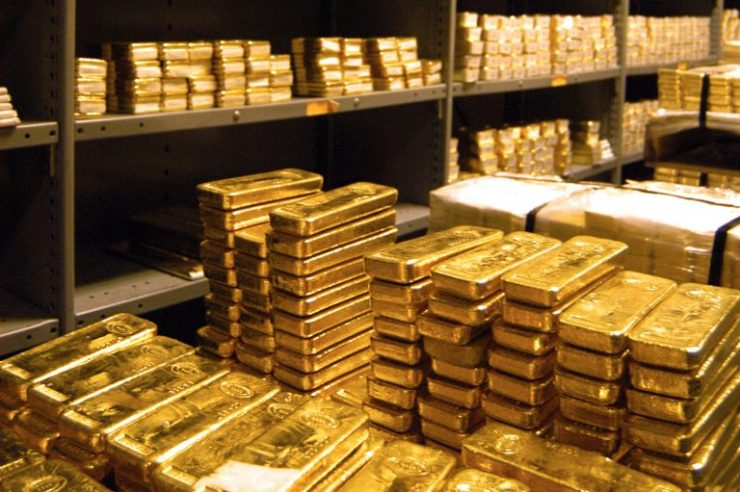 Central Bank Gold Hoarding Hits 50-Year High 1