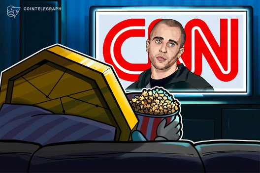 Anthony Pompliano Speaks to CNN about Warren Buffett and Bitcoin 2