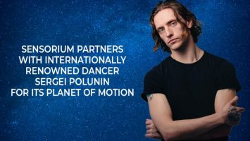 Sergei Polunin Embraces the Future of Dance by Collaborating With Sensorium Galaxy in 3D Social Virtual Reality 15
